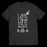 Lifting's My Favorite Christmas