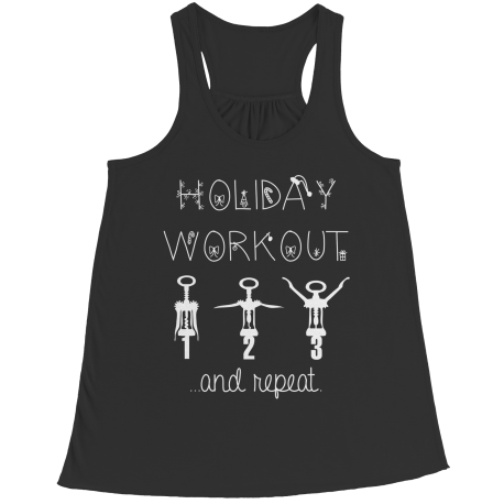 Limited Edition - Holiday Workout and Repeat