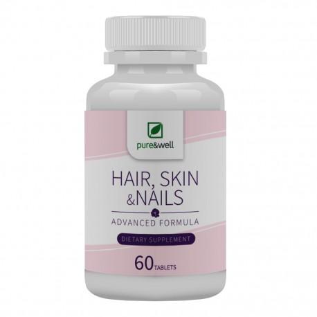 Hair, Skin and Nails
