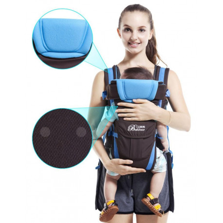 Ergonomic Carrier for Babies