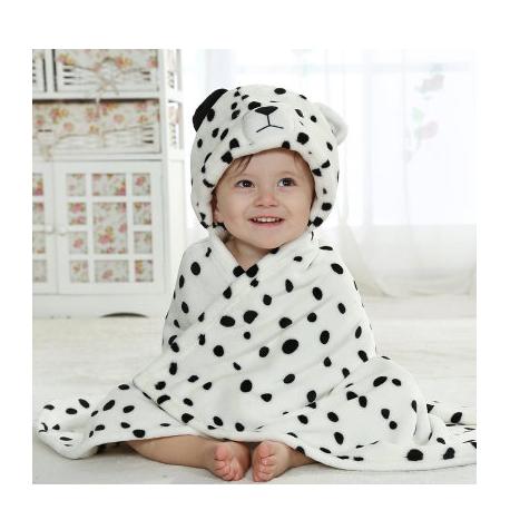 Animal Baby Bathrobe Baby Towel