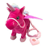 Music Unicorn Plush Electronic Toy