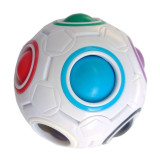 RAINBOW PUZZLE BALL