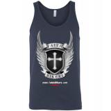 (SALE) FaithBikers.com Shield Logo Tank Top
