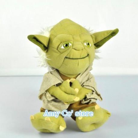 Star Wars Master Jedi Yoda Kids Stuffed Plush Toy Doll - Makes a great Gift!