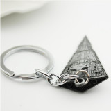 Star Wars Star Destroyer Zinc Alloy Car/House Key Chain