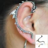 Game of Thrones Dragon Earrings Women Silver Bronze Copper