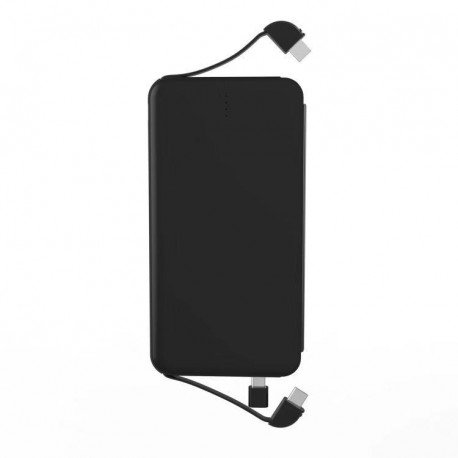 Mobile Charger With Built In iPhone & Android Adap