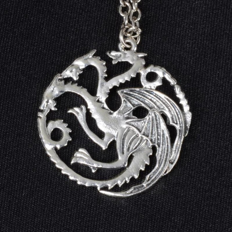 Game of Thrones Khaleesi Pendant Necklace