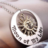 Game of Thrones Moon of My Life Pendant Necklace