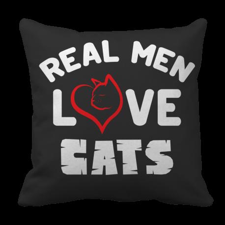 Real Men Loves Cat
