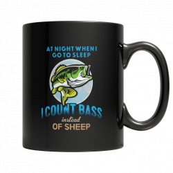 I Count Bass Instead Of Sheep