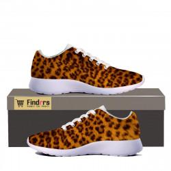Cheetah Skin Sneakers