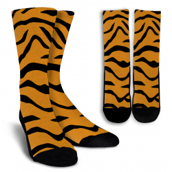 Cover your Tiger Feet with these ggrrrreat socks