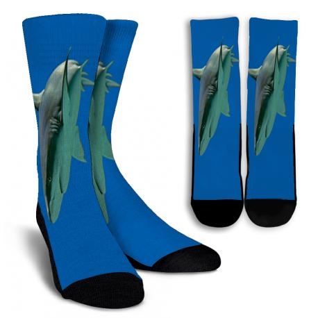 Shark Crew Socks