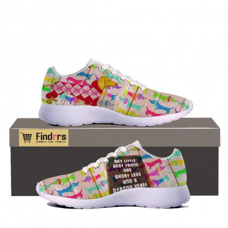 Dachshund Sneakers