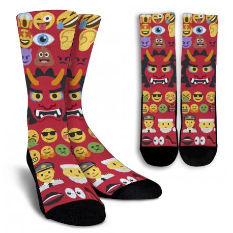red Emoji - Devil