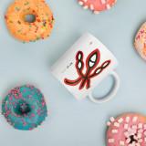 """Tea & Coffee Mug """"Dancing Joy"""""""
