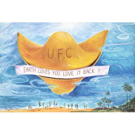 """Cookie Series """"Earth Loves You. Love it Back"""""""