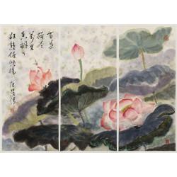 "Floral ""Lotus Fragrance"""