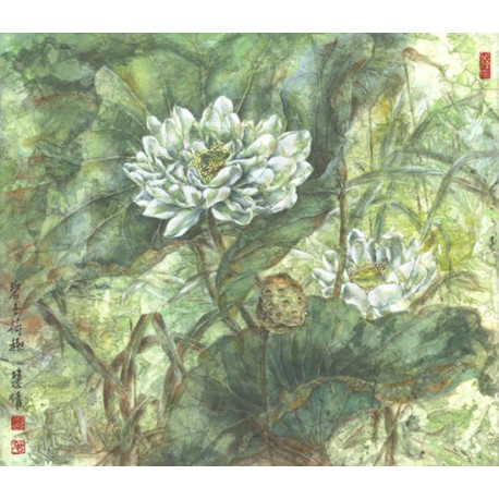 "Floral ""Emerald"" (Spring)"