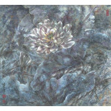 "Floral ""Sapphire"" (Winter)"