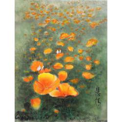 "Floral ""California Splendor"""