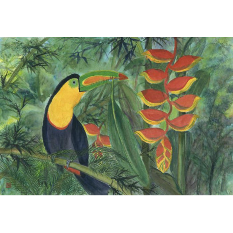 """Floral """"Joy of Abundance"""""""