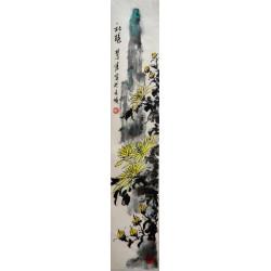 """Floral """"Chrysanthemum Blessing"""""""