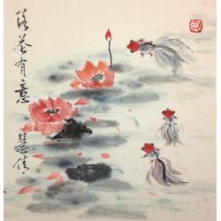 """Floral """"Floating Delight"""""""