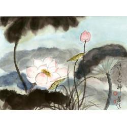 """Floral """"Gentle Grace"""""""