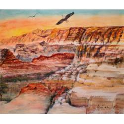 "Western Landscapes ""Serene Freedom"""