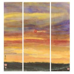"Western Landscapes ""Heaven's Palette"""