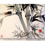 """Creatures """"Meditating on Bamboo!"""""""