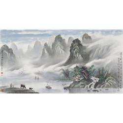 "Asian Landscapes ""Sharing Awe - No Ego Here"""