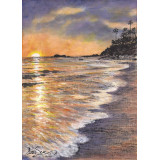 """Seascapes """"Basking in the Light"""""""