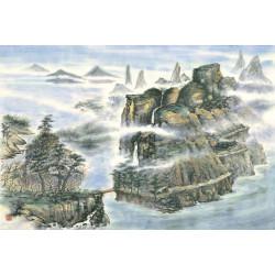 "Asian Landscapes ""Shangri La"""
