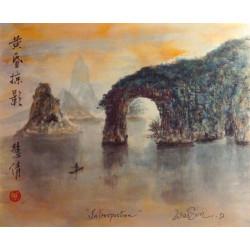 "Asian Landscapes ""Introspection"""