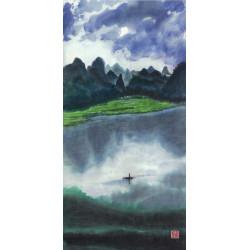 """Asian Landscapes """"Peace"""""""