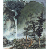 "Asian Landscapes ""Letting Go"""
