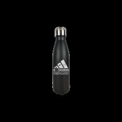 A Badass Firefighter - Water Bottle Vacuum