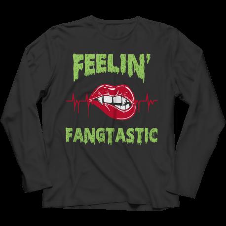 Feelin' Fangtastic - Long sleeve