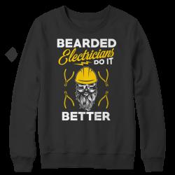 Bearded Electricians Do It Better