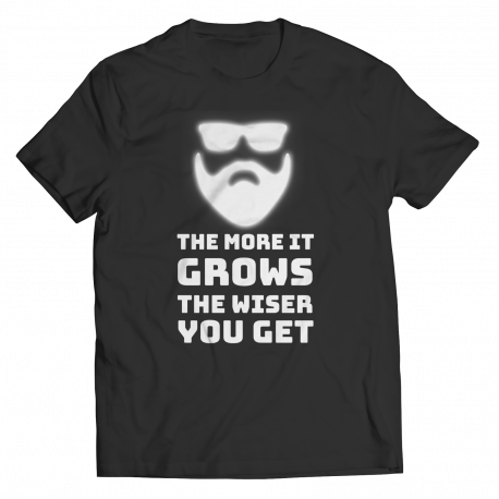 BEARD: The More It Grows The Wiser You Get (LIMITED EDITION)