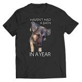 Haven't Had A Bath In A Year - Mal Shepherd Wolf (Limited Edition)