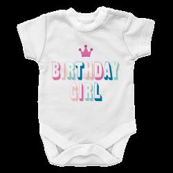 Birthday Girl White