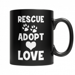 Limited Edition - Rescue Adopt Love