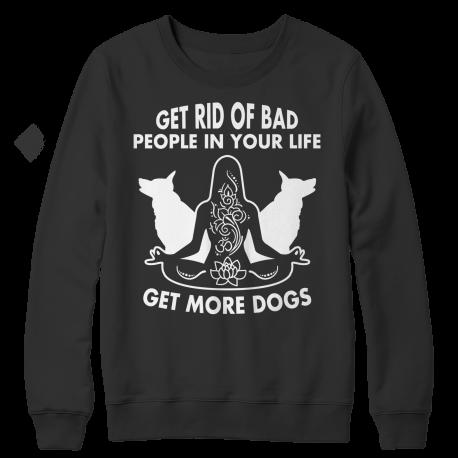 Get Rid Of Bad  People