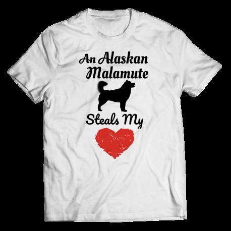 An Alaskan Malamute Steals My Heart