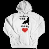 An Arctic Wolf Steals My Heart